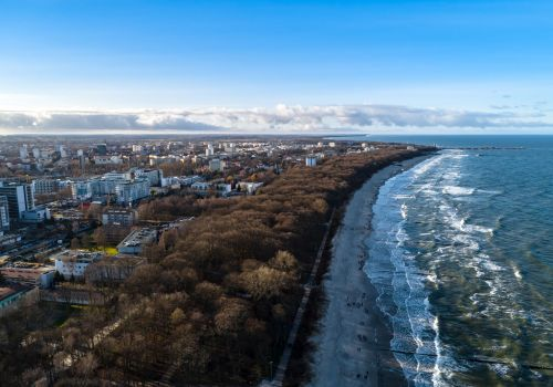 THE BALTIC SEA HEADING FOR A RECORD. MILLIONS OF TOURISTS CHOOSE WESTERN POMERANIA.